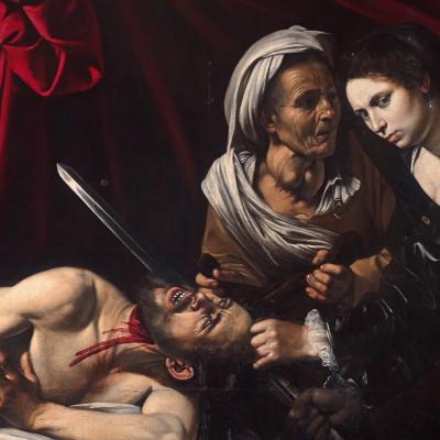 Découverte à Toulouse d'une toile de Michelangelo AMERIGHI ou MERISI dit le Caravage (Milan 1571 –  Porto Ercole 1610)